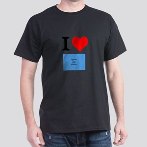 I Heart Photo t-shirt shop Dark T-Shirt